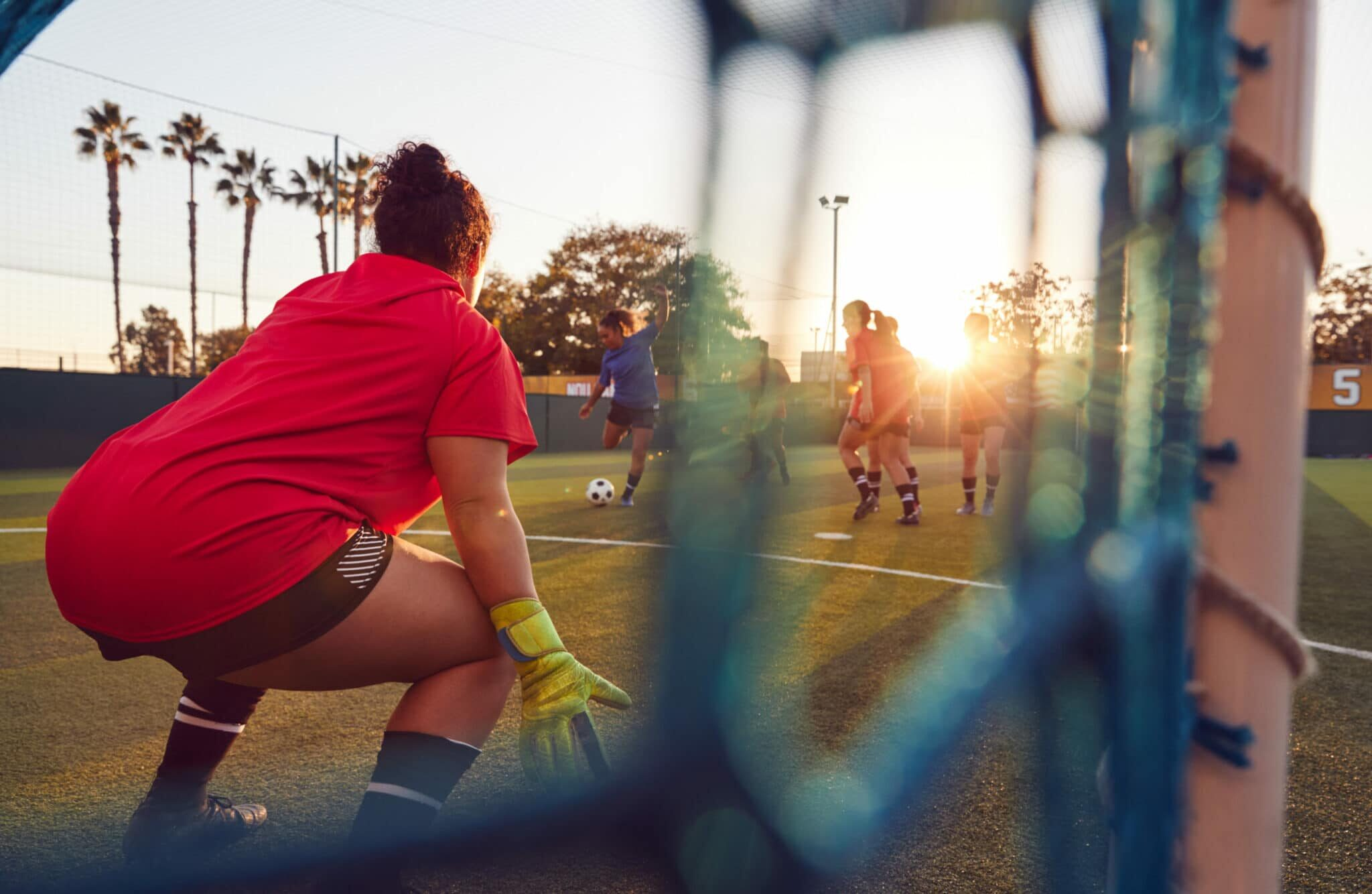 A sport marketing strategy consists out of 4 crucial elements