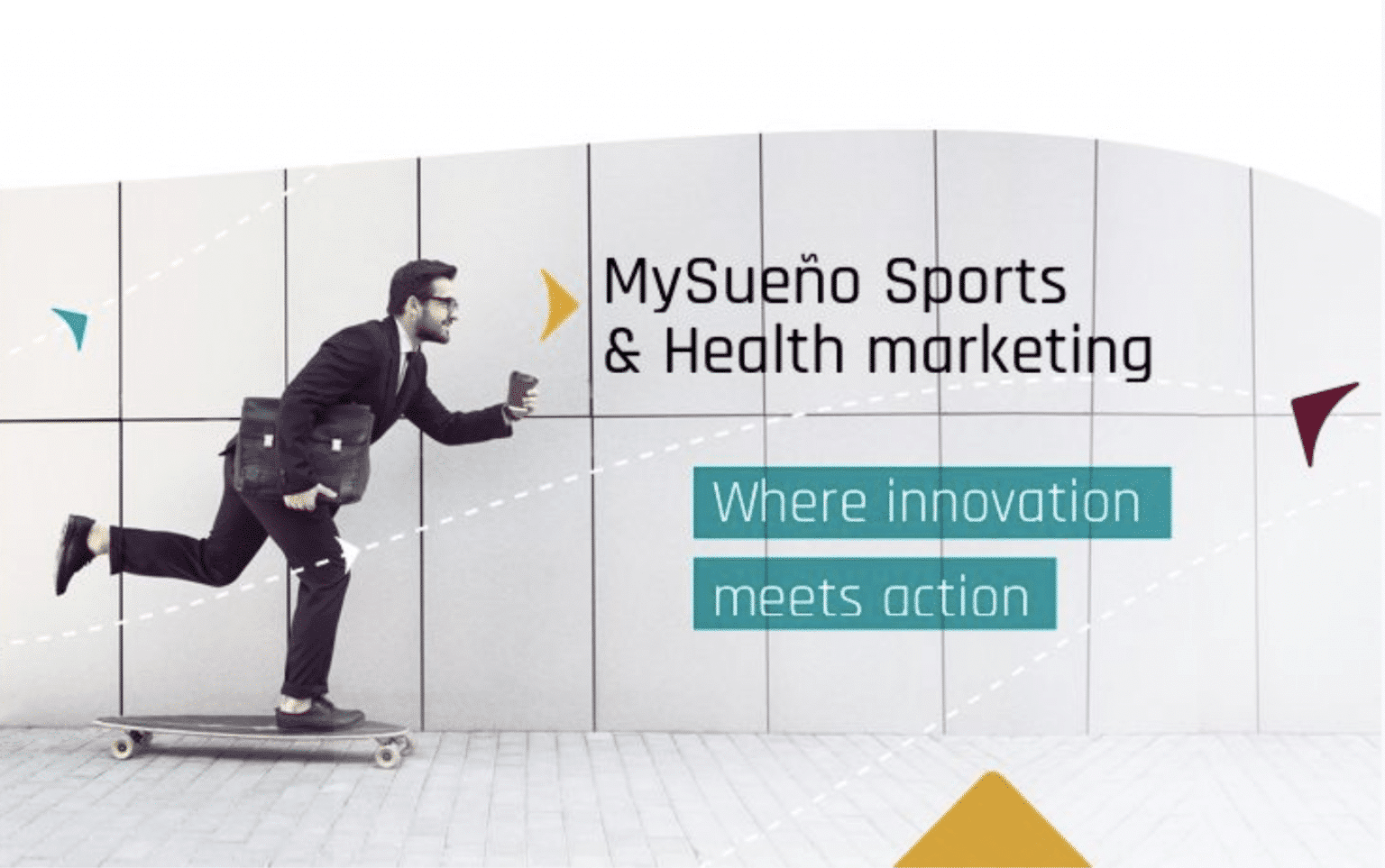 Sports branding process step 5 - brand identity.